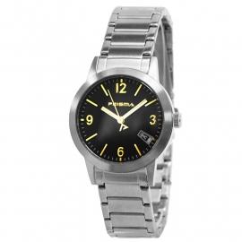 Prisma Horloge P.2194 Dames Classic Edelstaal