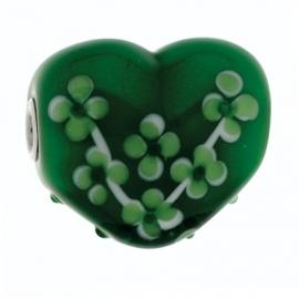 Grote Groene Bloem Hartvormige Bedel van BE iMenso 42/62