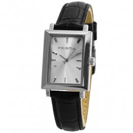 Prisma Dames Horloge / Edelstaal Saffierglas P.2180