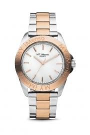 Compleet MY iMenso Quartz Horloge / Steel/Rosé