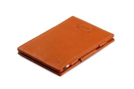 Cognac Nappa Magic Wallet Portemonnee van Cavare Garzini