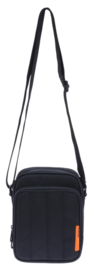 The Chase Zwarte Cross Body Tas van Davidts