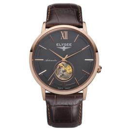 Picus Roségoudkleurig Heren Horloge van Elysee