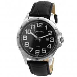 Prisma Heren Classic Staal Horloge P.1075