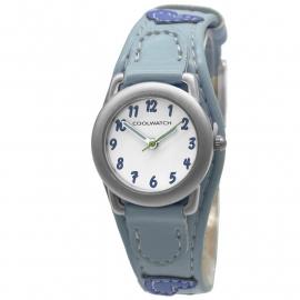 Cool Watch meiden horloge met blauwe hartjes P.1584