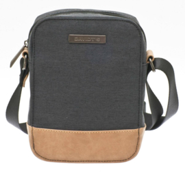 Zwarte Cross Body Mood & Moov Tas van Davidts