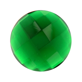 Groene Facetgeslepen Quartz Glas Munt van MY iMenso