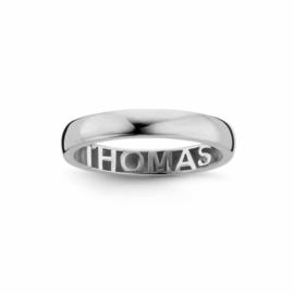 Nomelli Gioia-Promessa Ring van Zilver