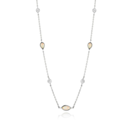 Opal Colour Necklace van Ania Haie
