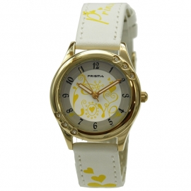 Prisma Horloge P.2546 Kids HT Annemiek Wit