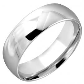 Trouwring- relatiering - Stalen Graveer Ring
