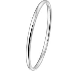 Bangle armband voor Dames van Zilver