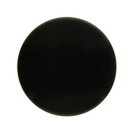 Onyx Zwarte Edelsteen Munt van MY iMenso