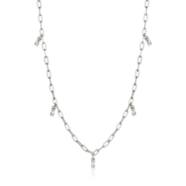 Glow Drop Necklace van Ania Haie