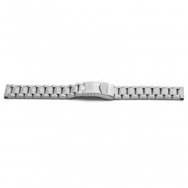 Horlogeband YJ01 Schakelband Edelstaal 26x20mm