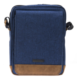 Navy Mood & Moov Tablet Tas