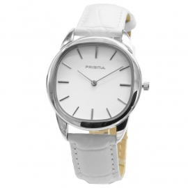 Prisma Horloge 33C811006 Dames Classic Edelstaal