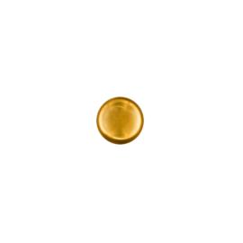 Champagne Pura Zirkonia 9mm Muntje van MY iMenso
