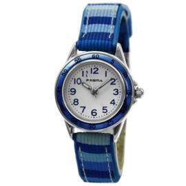 Blauw Kids Horloge van Prisma