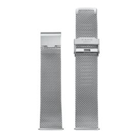 Zilverkleurige Milanese Horlogeband van KANE