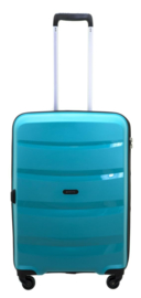 Blauwe Harde Medium Trolley van Davidts