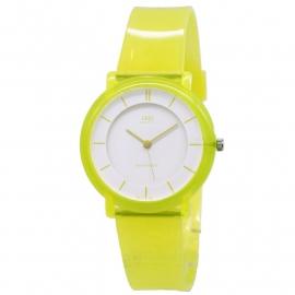 Geel Q&Q Sport Horloge