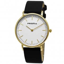 Prisma Horloge 1620.116G Unisex Note Goud