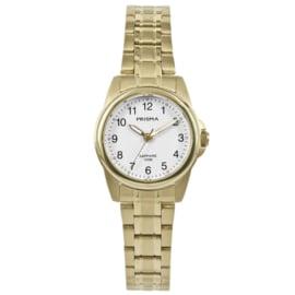 Goudkleurig Basic Dames Horloge van Prisma