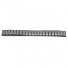 Horlogeband 383267 Fixoflex ROWI Rekband Titanium 20mm GA