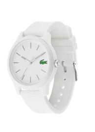 Lacoste Wit Heren Horloge met Witte Horlogeband