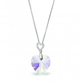 Tender Heart Swarovski Ketting van Spark Jewelry