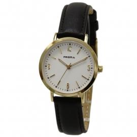 Prisma Horloge P.1508 Dames Edelstaal Slimline