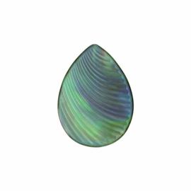Zwarte Gelaserde Golf Goccia Insignia van MY iMenso