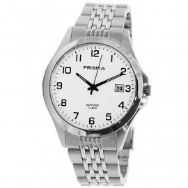 Prisma Horloge P.1796 Heren Stainless Steel