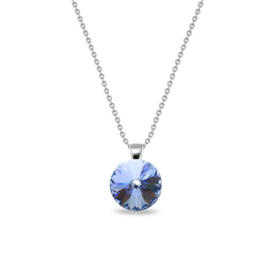 Spark Jewelry Candy Ketting Light Sapphire