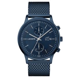 Lacoste Madrid Blauwe Horloge Heren LC2011100