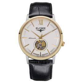 Goudkleurig Picus Horloge voor Heren van Elysee