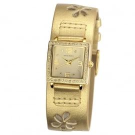 Cool Watch Horloge CW915029 Big Square Goldcase