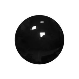 Keramiek Zwarte Edelsteen Munt van MY iMenso
