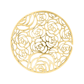 Goudkleurige Rozen Cover Munt van MY iMenso 33-1264