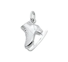 Kunstschaats Bedel van Gepolijst Zilver 10.04018