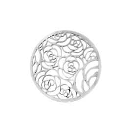 Zilveren Rozen Cover Munt van MY iMenso 24-1263