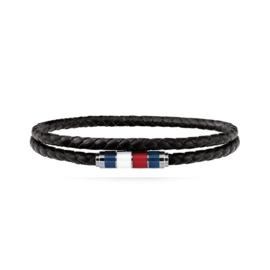 Tommy Hilfiger Zwart Armband TJ2790056