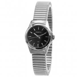 Prisma Horloge 33A931006 Classic Edelstalen Rekband