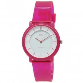 Roze Q&Q Sport Horloge