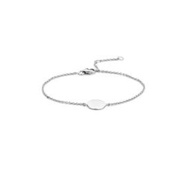 Zilveren Armband Rondje 10 mm 16 – 17,5 – 19 cm | Graveer Sieraad