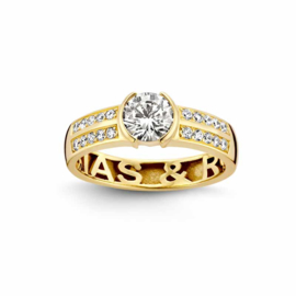Nomelli Gioia-Fiaba Ring van Geelgoud