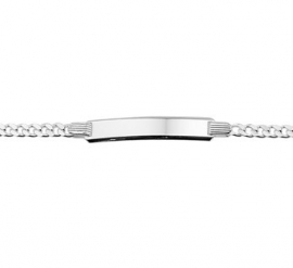 Graveer Armband voor Tieners | Lengte 16cm