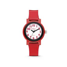Opvallend Rood Horloge voor Kids van Colori Junior