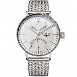 Elysee Sithon EL.13270M Heren Horloge 2 Wereld Zones